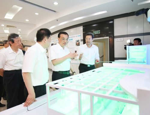 China's Nuclear Supply Chain Movement: from Localization to Globalization